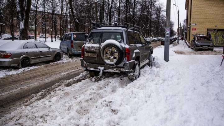 Мэр Ярославля опубликовал видеодоказательство хорошей чистки дорог от снега