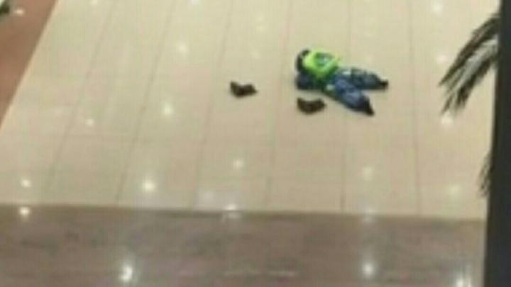 Когда что-то не купили в «Детском мире»: тюменка сняла на видео малыша, устроившего истерику в ТЦ
