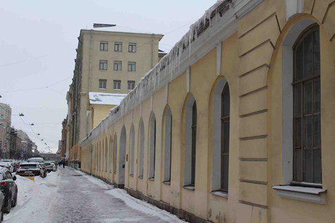 Захарьевская улица, д. 22, лит. А
