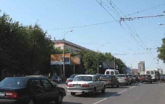 В трех районах Волгограда перекроют улицы