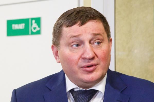 Андрей Бочаров не исключает, что пожары в Волгоградской области возникли из-за намеренных поджогов