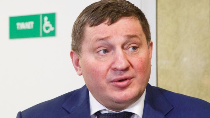 Андрей Бочаров: «Огнем охвачена почти вся область, не исключены умышленные поджоги»