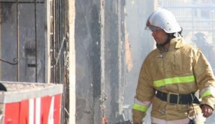 Иномарка сгорела в гараже в Ворошиловском районе Ростова