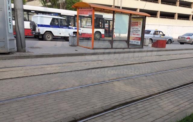 Очевидцы: вокзал в центре Ростова оцеплен полицией