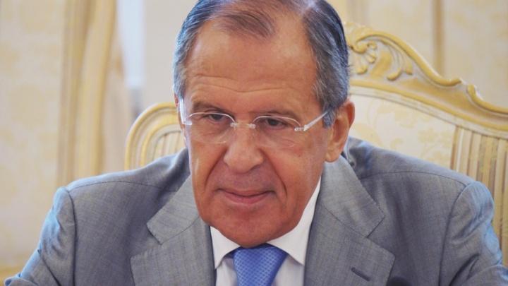 Глава МИД России Сергей Лавров приедет в Архангельск на встречу со своим финским коллегой