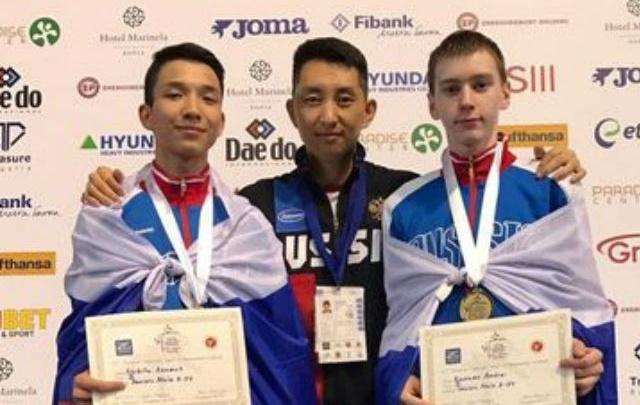 Четыре медали привезли ростовские тхэквондисты из Болгарии