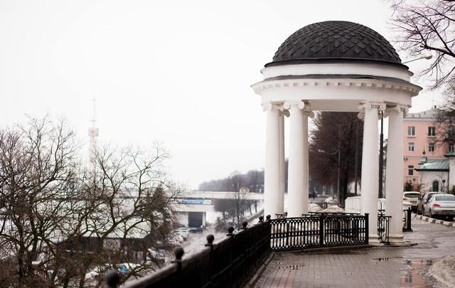 Как отремонтируют центр Ярославля: парки, проспекты, бульвары