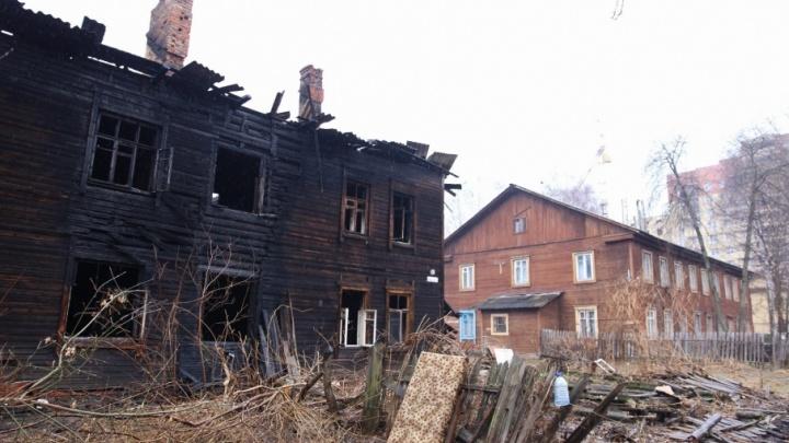 Сгорело всё: после пожара на 1-й Приволжской мама с ребёнком остались без дома и вещей