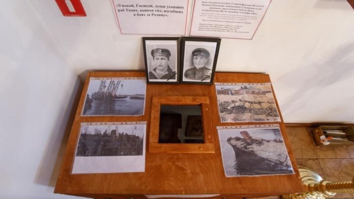 В Волгограде экипаж затонувшего бронекатера БК-31 похоронят 2 февраля