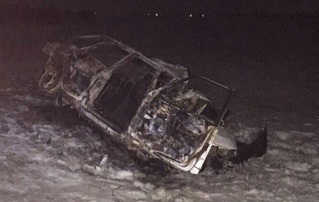 Четыре человека погибли в лобовом столкновении двух ВАЗов под Троицком