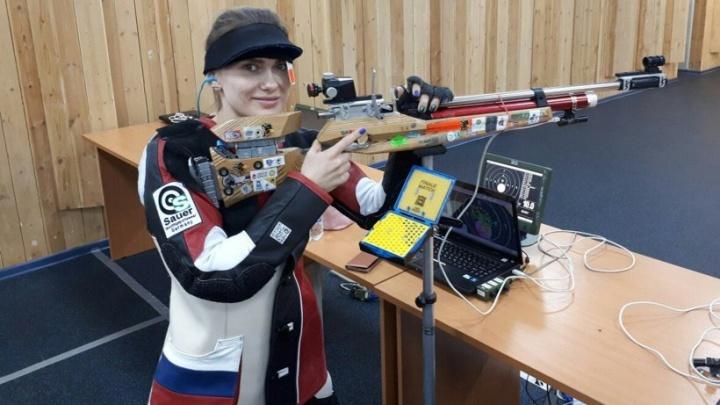 Стрелки Поморья взяли золото на всероссийских соревнованиях в Ижевске