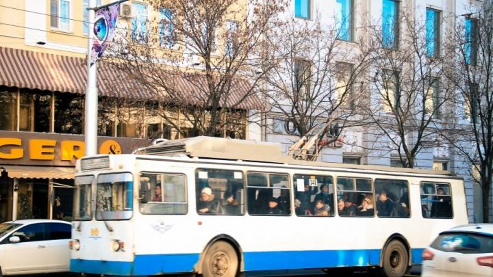 СМИ: таганрожцам продали б/у троллейбусы из Астрахани