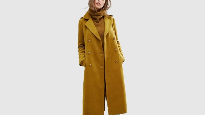 Топ-5 пальто этой осени: все тренды на одной площадке