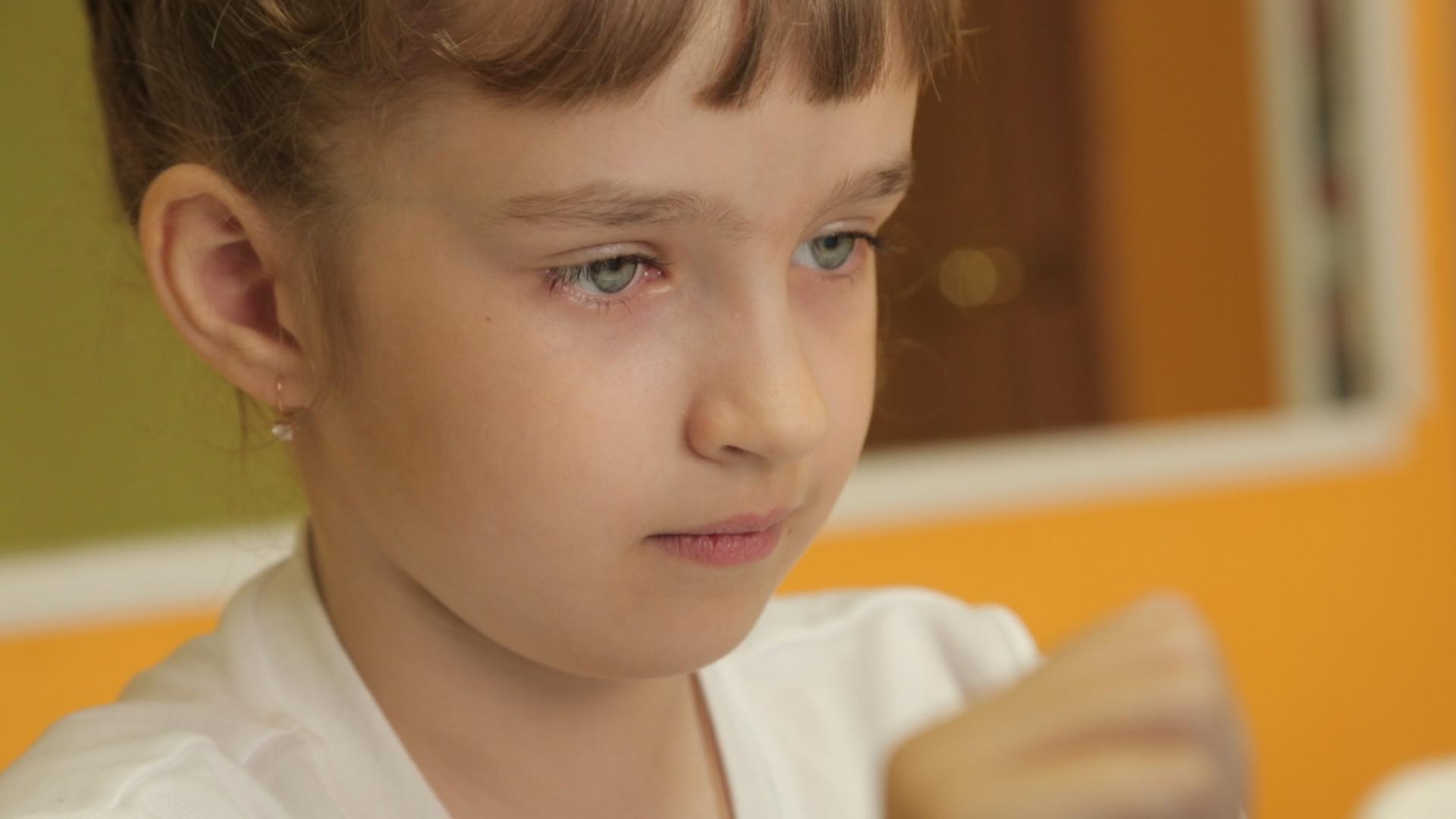 Еще год назад Ксюша считала только в пределах десятка, а сейчас дошкольнице легко даются не только сотни и тысячи, но и миллионы