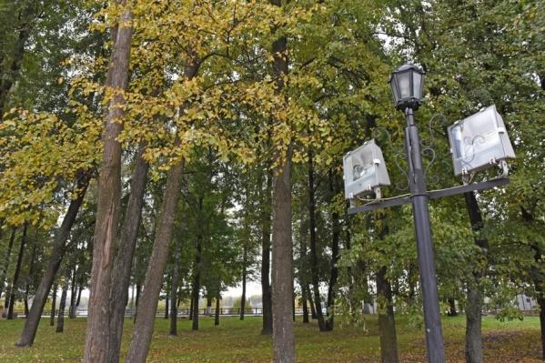 В Ярославле починят все фонари