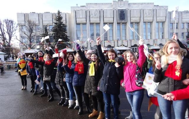 В центре Ярославля пройдет массовая акция
