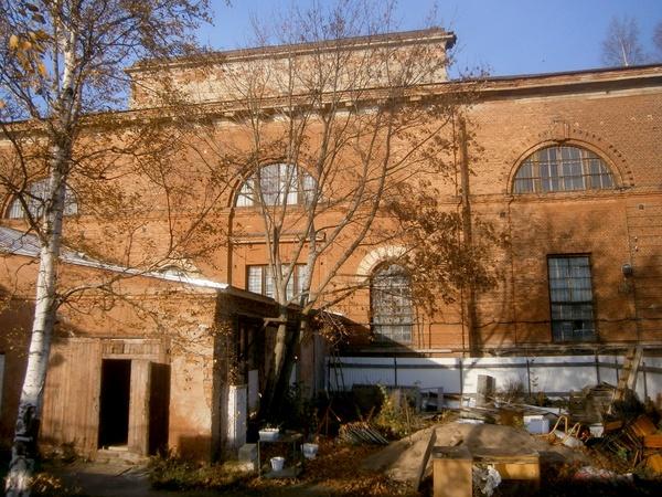 """Фото - Mary/<a href=""""http://www.citywalls.ru/house19706.html"""" target=""""_blank"""">Морской Артиллерийский арсенал - 18-й арсенал ВМФ на Citywalls.ru</a>"""