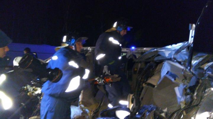 Люди ехали с таможни: подробности аварии под Тюменью, унесшей четыре жизни