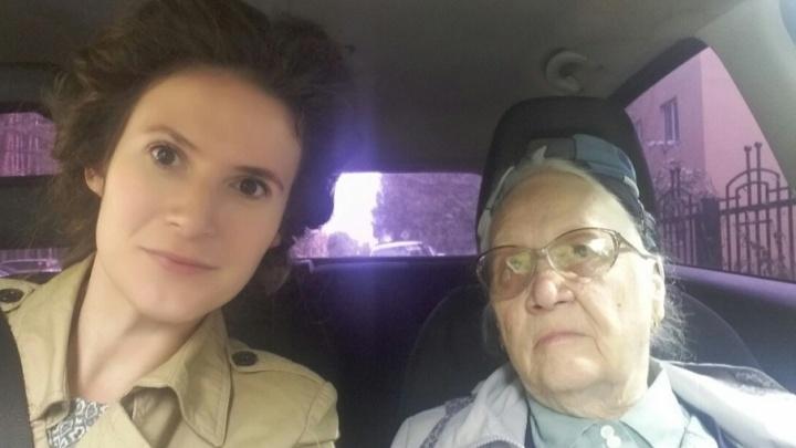 На кладбище и в гости: куда ярославские пенсионеры заказывали бесплатное такси