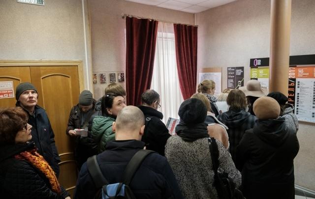 Пермяки выстроились в очередь за билетами на Дягилевский фестиваль