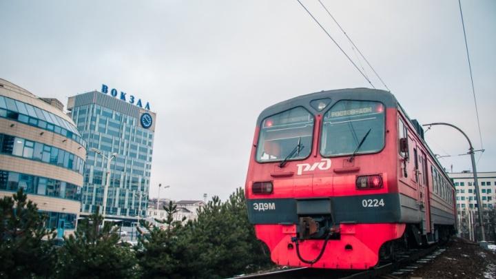 В Ростове на железнодорожном вокзале начал работать новый досмотровый павильон
