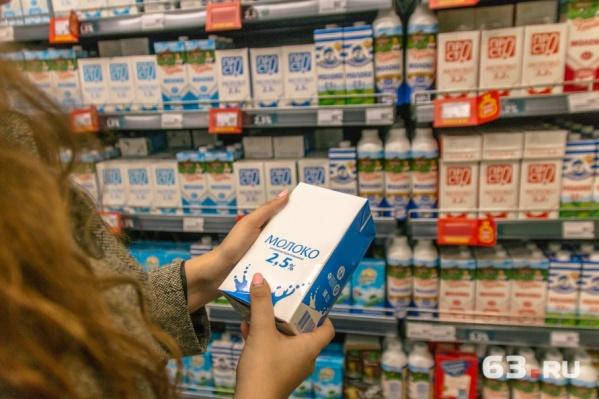 Свежей молочкой магазины будут снабжать по ночам