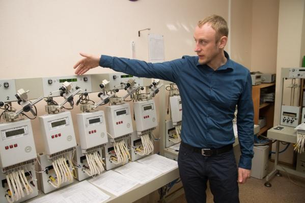 Поверку, перепрограммирование и диагностику электросчётчиков частные лица и компании могут произвести в лаборатории ЕЭСК на Орджоникидзе, 8.