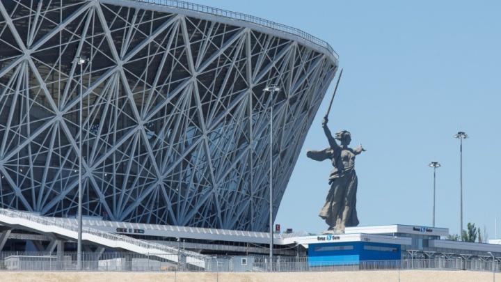 Стадион «Волгоград Арена» попал в компьютерный симулятор