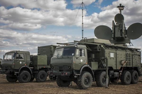 Комплекс радиоэлектронной борьбы может заблокировать почти любой сигнал