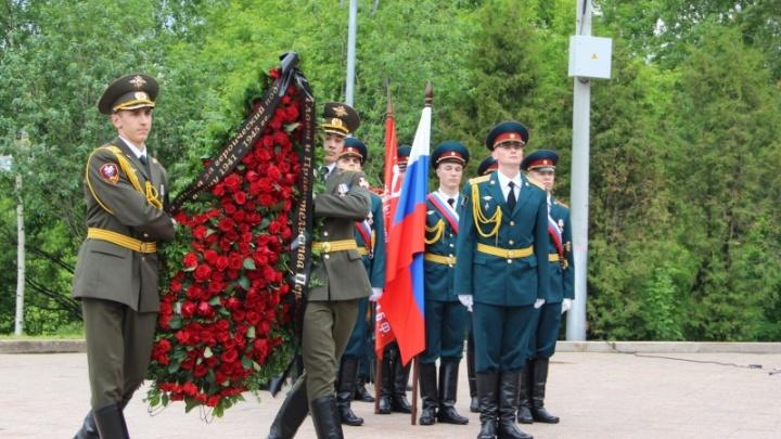 В Перми наградили орденом Мужества погибшего в Чечне бойца Росгвардии
