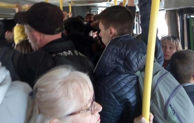 Волгоградцам предлагают забыть о маршрутках и привыкать к автобусам