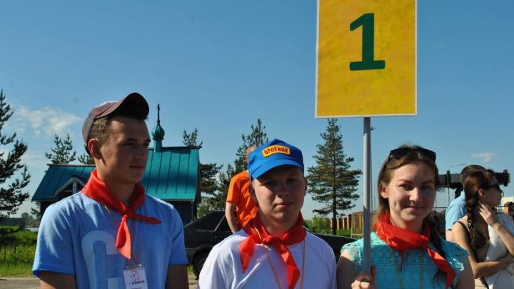 Юных поисковиков подготовят на новой смене в детском лагере «Орленок»
