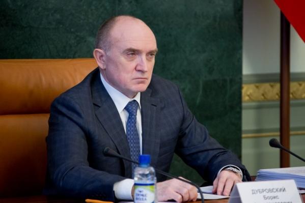 Дубровский уверен, что население областного центра будет расти и дальше