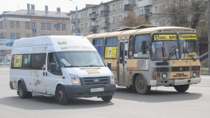 Челябинские маршрутки «спустят» со Свердловского проспекта на улицу Каслинскую