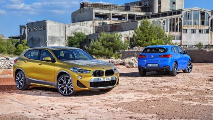 BMW представила компактный спорт-кроссовер