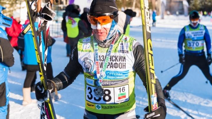 На дистанцию — 30 часов: житель Чусового без остановки пробежит на лыжах 220 км по просторам Швеции