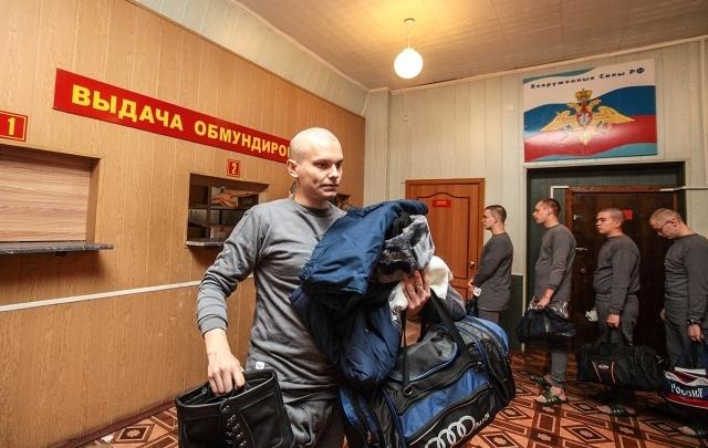 Весной в армию из Челябинской области отправят 3,5 тысячи новобранцев