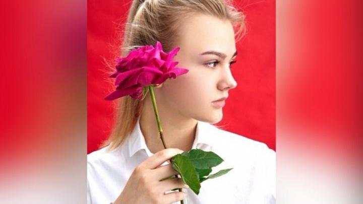 Работает моделью, хочет стать врачом: самой красивой блондинкой Тюмени назвали 18-летнюю Александру