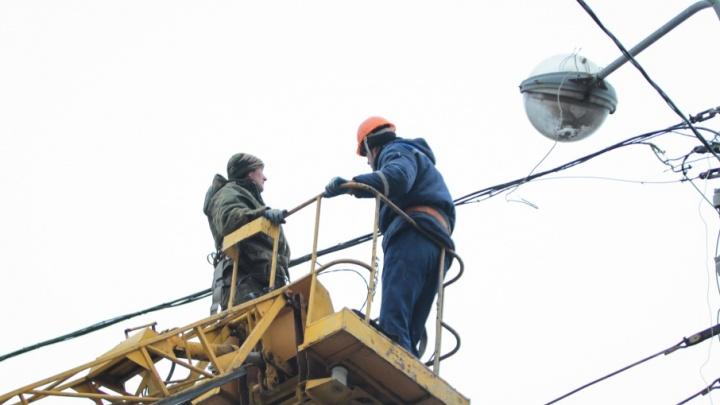 В канун Крещения жители левого берега Дона останутся без электричества