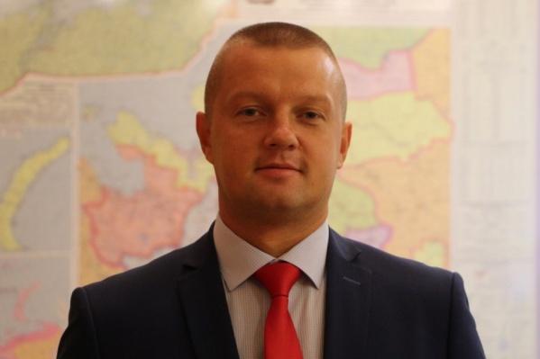 Александр Кузнецов до этого почти два года возглавлял агентство по спорту Архангельской области