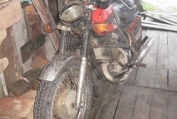 В Онежском районе мотоциклист погиб, не справившись с управлением