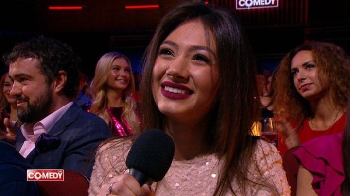 «Для меня это было сюрпризом»: «Мисс бикини мира» из Перми спела в шоу Comedy Club