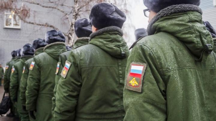 Военный призыв в Самарской области стартует 1 апреля