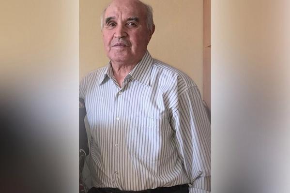 Это 78-летний Иван Винокуров