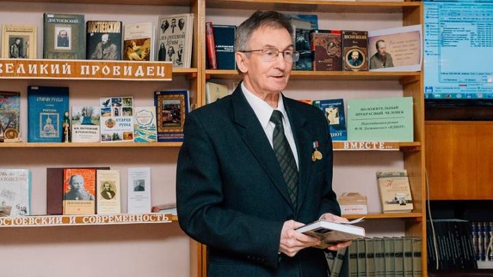 Ярославский писатель стал победителем Всероссийского литературного конкурса