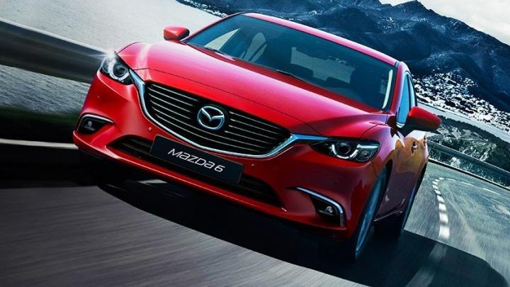 Флагманская модель Mazda6 Katana и особые предложения ждут истинных ценителей Mazda до 31 октября
