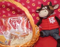 Съел колбасу – выиграл приз от «Ромкора»