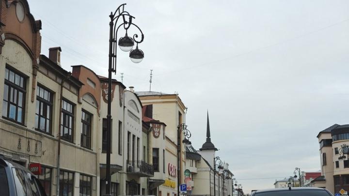 В Тюмени ночами будут частично перекрывать движение, чтобы проверить освещение
