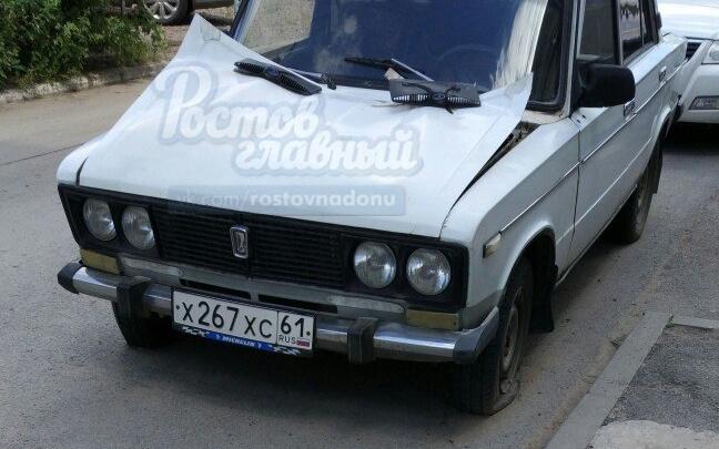 Ради копеечной выгоды вор изуродовал машины в Александровке
