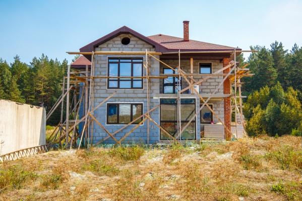 Строительство дома – от проекта до сдачи – можно завершить за 4-5 месяцев.